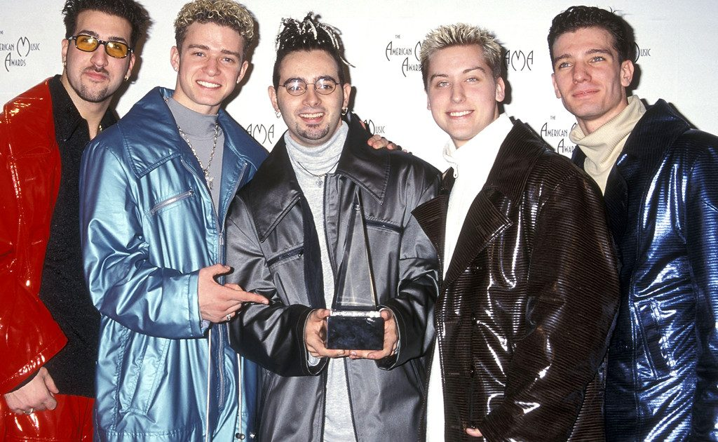 *NSYNCs Chris Kirkpatrick and Joey Fatone Are Working on