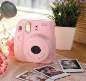 1 Fujifilm Instax Mini 9 Instant Camera For The One Who Is Always Taking Pictures